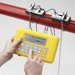 Portaflow 330A&B - портативный ультразвуковой расходомер жидкости