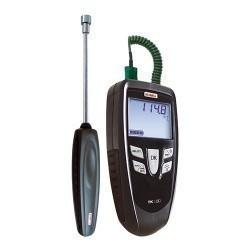TK 100 - 1-канальный портативный термометр (термопара приобретается отдельно)