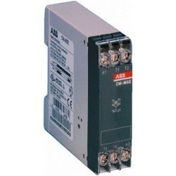 ABB CM-MSE Реле защиты двигателя термисторное, питание 24 В AC, 1ПК