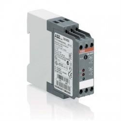 ABB CM-MSS Термисторное реле защиты двигателя двухканальн.,контроль КЗ, 24-240В AC/DC, 2 контакта