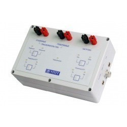 УПТТ - устройство для поверки трансформаторов тока 5А/1А