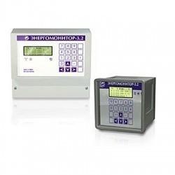 Энергомонитор-3.2 прибор для непрерывного измерения ПКЭ и электроэнергетических величин