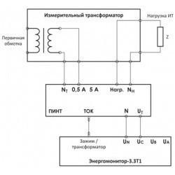 Уст-во ПИНТ для измерения нагрузки
