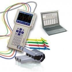 Энерготестер ПКЭ - прибор для измерения ПКЭ и электроэнергетических величин