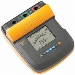 Fluke 1555 - измеритель сопротивления изоляции 10 кВ