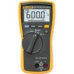 Fluke 113 - цифровой мультиметр True RMS