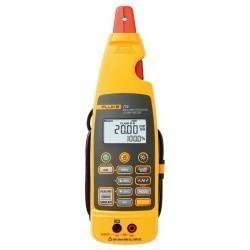 Fluke 772 - калибратор-мультиметр с клещами для измерения малых токов