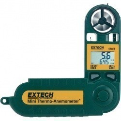 Extech 45158 - Мини термоанемометр