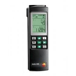 Testo 445 (0560 4450) - многофункциональный измерительный инструмент для систем ОВК