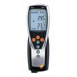Testo 635-2 (0563 6352) - измеритель температуры и влажности