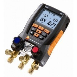 Testo 550-1 (0563 5505) цифровой манометрический коллектор