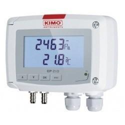 CP 210 датчик температуры и дифференциального давления