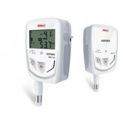 KH 250 регистраторы температуры, влажности и освещенности KIMO