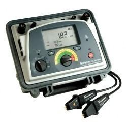 DLRO10HD - микроомметр цифровой
