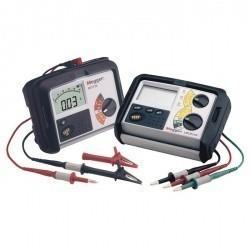 PPK210 - полный набор электрика Megger: MIT310 + LRCD210