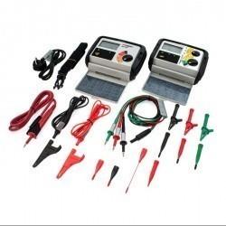 PPK220 - полный набор электрика Megger: MIT320 + LRCD220