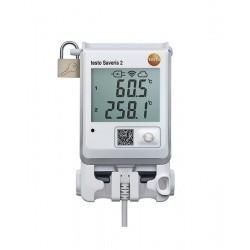 Testo Saveris 2-H1 (0572 2004) - WiFi-логгер данных с дисплеем и встроенным сенсором температуры/влажности