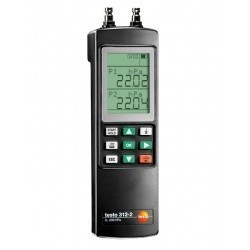 Testo 312-2 (0632 0313) - точный манометр с диапазоном измерения до 40/200 гПа
