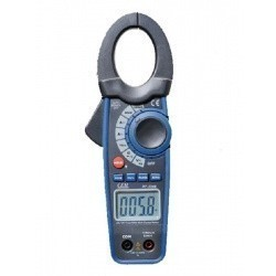 DT-3348 - токоизмерительные клещи с мультиметром и измерителем мощности