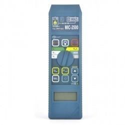 MIC-2500 измеритель сопротивления, увлажненности и степени старения электроизоляции.