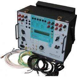 НЕПТУН-3 — переносное испытательное устройство для проверки сложных защит