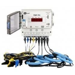 PQM-701 - анализатор параметров качества электрической энергии