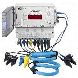 PQM-701Z - анализатор параметров качества электрической энергии