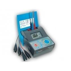 MI 2124 - измеритель сопротивления заземляющих устройств и молниеотводов