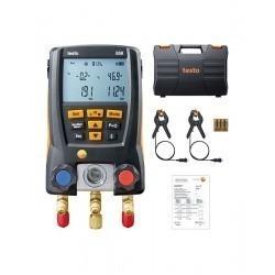 Комплект Testo 550 (0563 1550) - цифровой манометрический коллектор