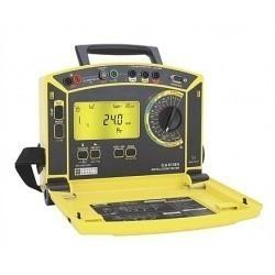 C.A 6115 N - прибор для комплексной проверки электрических установок + клещи MN21