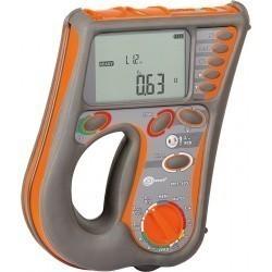 MPI-505 — измеритель параметров электробезопасности электроустановок
