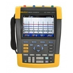 Fluke 190-104 - 4-х канальный переносной осциллограф (100 МГц)