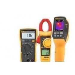 FLK-VT04-HVAC-KIT — комплект инфракрасного измерителя температуры (пирометра) с клещами Fluke 902 и мультиметром Fluke 116