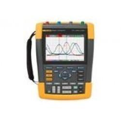 Fluke 190-502/S, двухканальный портативный осциллограф с комплектом SCC290