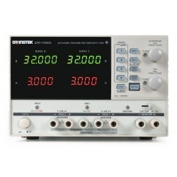 GPD-73303D - многоканальный линейный источник постоянного тока