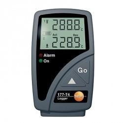 Testo 177-T4 (0563 1774) - логгер температуры