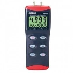 Extech 406800 - Дифференциальный манометр