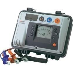 MIT 520 - измеритель изоляции до 5 кВ постоянного тока