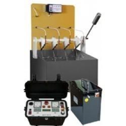 АИСТ 10 - аппарат для испытания средств защиты, 10 кВ