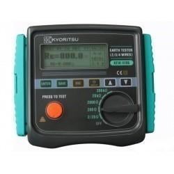 KEW 4106 — измеритель сопротивления заземления и удельного сопротивления грунта