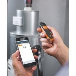 Смарт-зонд testo 805i (0560 1805) - ИК-термометр с Bluetooth управляемый со смартфона