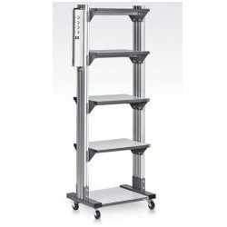 Подкатная стойка для оборудования АЛ-СТ