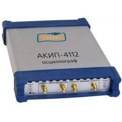 АКИП-4112/1 — цифровой стробоскопический USB-осциллограф