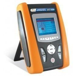АКЭ-824 микропроцессорный регистратор - анализатор качества электроэнергии