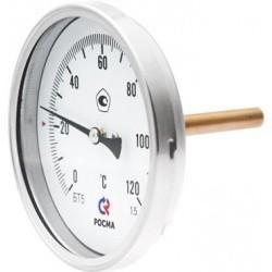 Термометры БТ общетехнические (осевое присоединение) (РОСМА)