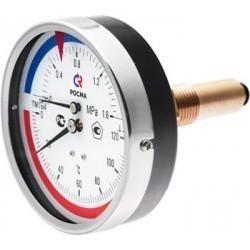 Термоманометр ТМТБ осевой (РОСМА)