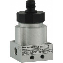DMD 341 Компактный датчик перепада давления с двумя пьезорезистивными кремниевыми сенсорами (РОСМА)