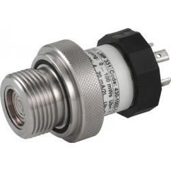 LMP 331 Врезной датчик уровня с открытой мембраной из нержавеющей стали для измерения низкого и среднего давления в вязких средах (РОСМА)