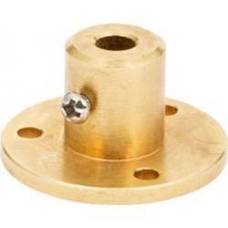 Латунный фланец для биметаллических термометров (РОСМА)
