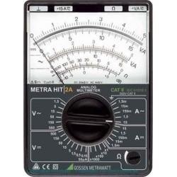 METRAHIT 2A - мультиметр-тестер аналоговый (стрелочный)